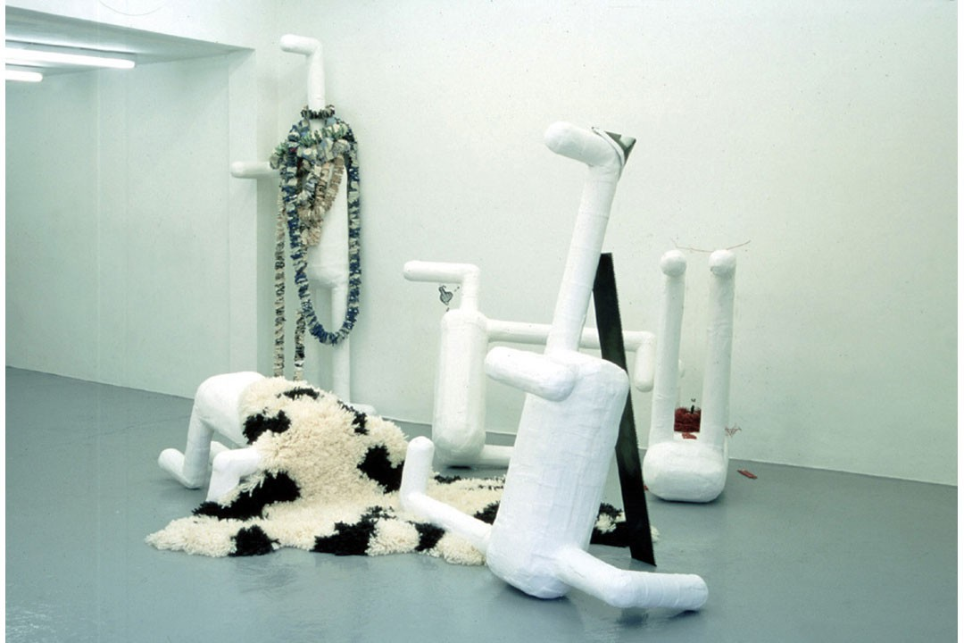 Screaming Abdabs, Installation View
