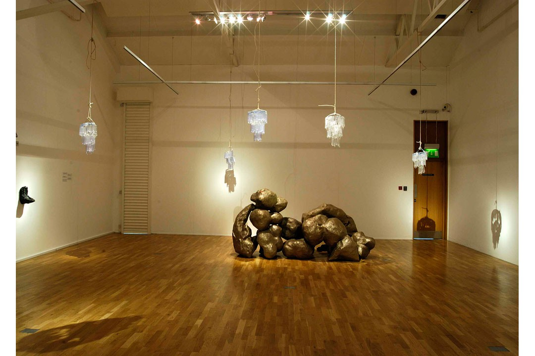 Boneless, Installation View