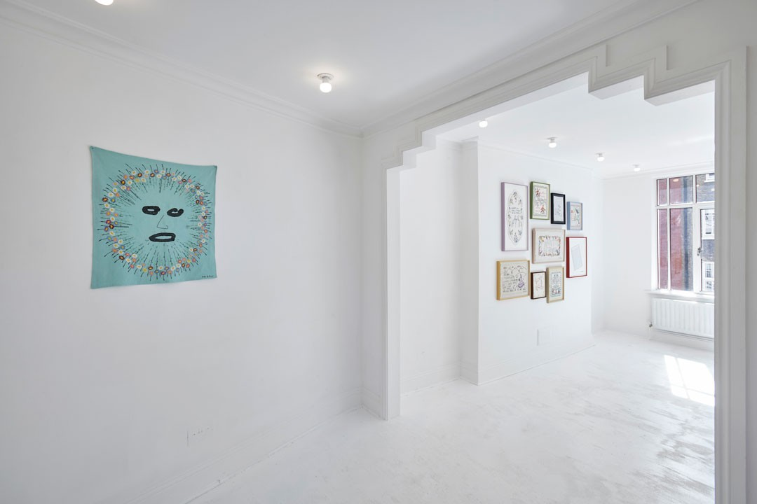 'XXX' Installation View