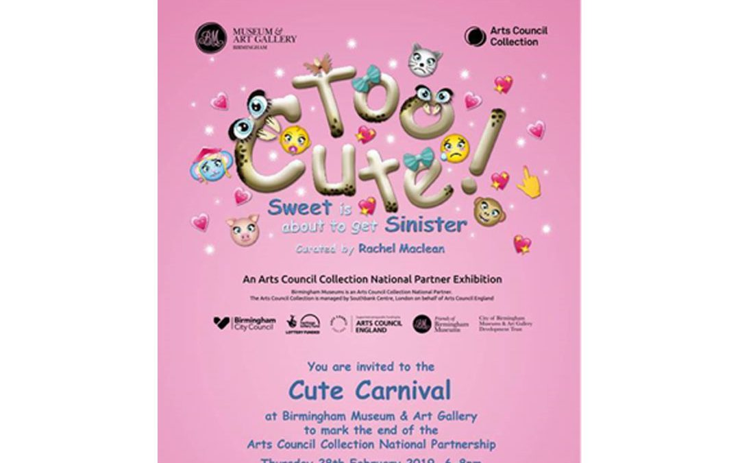 Too Cute – Sweet is about to get Sinister.