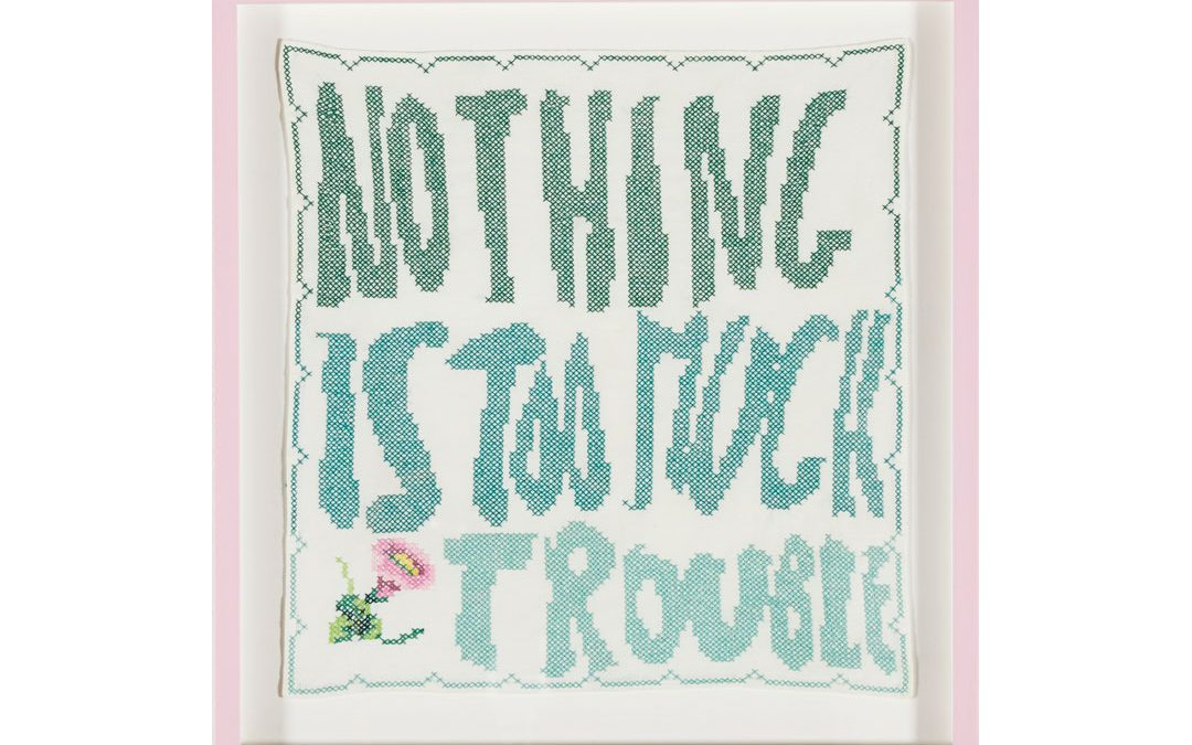 Nothing Is Too Much Trouble