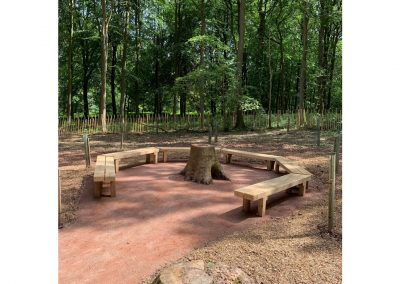 Queenswood: First World War Commemorative Woodland